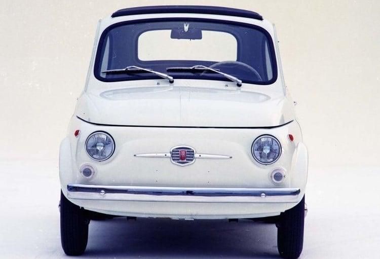 Fiat Ecuador - Fiat 500 F