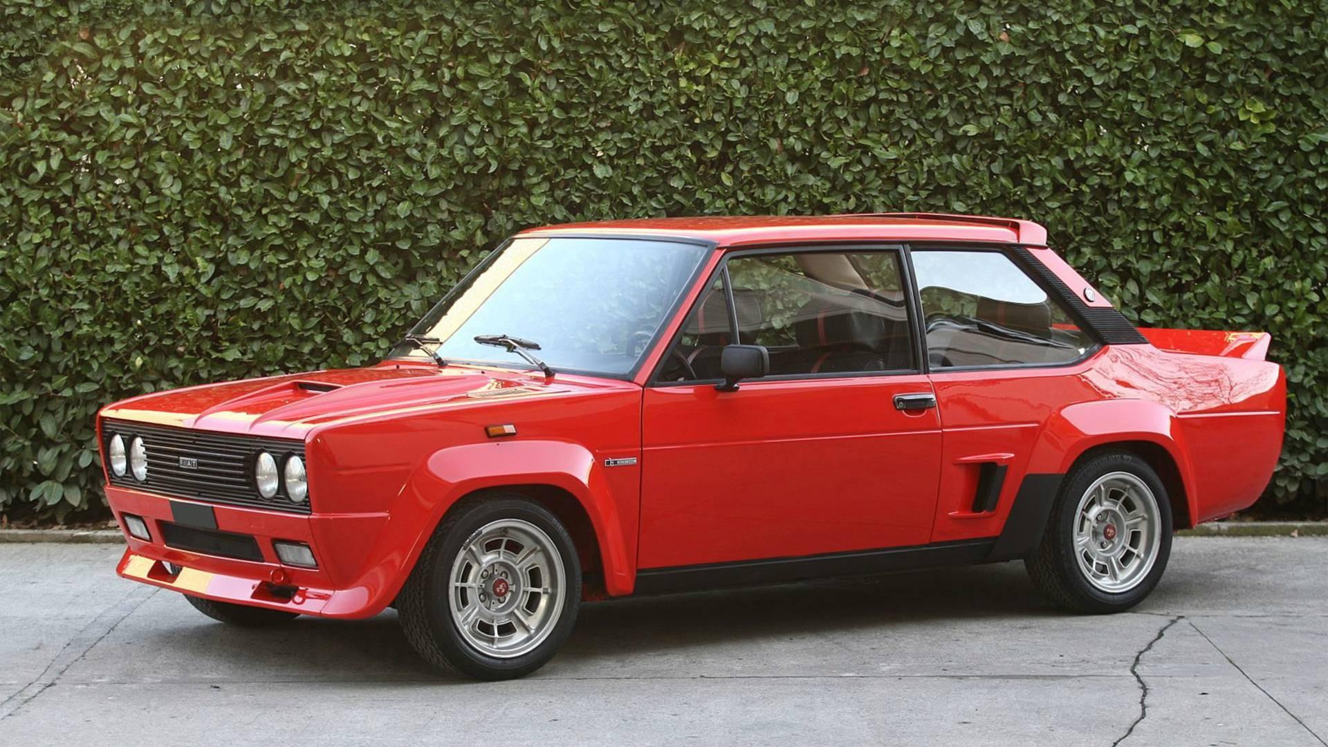 Fiat Ecuador - Fiat Abarth 131