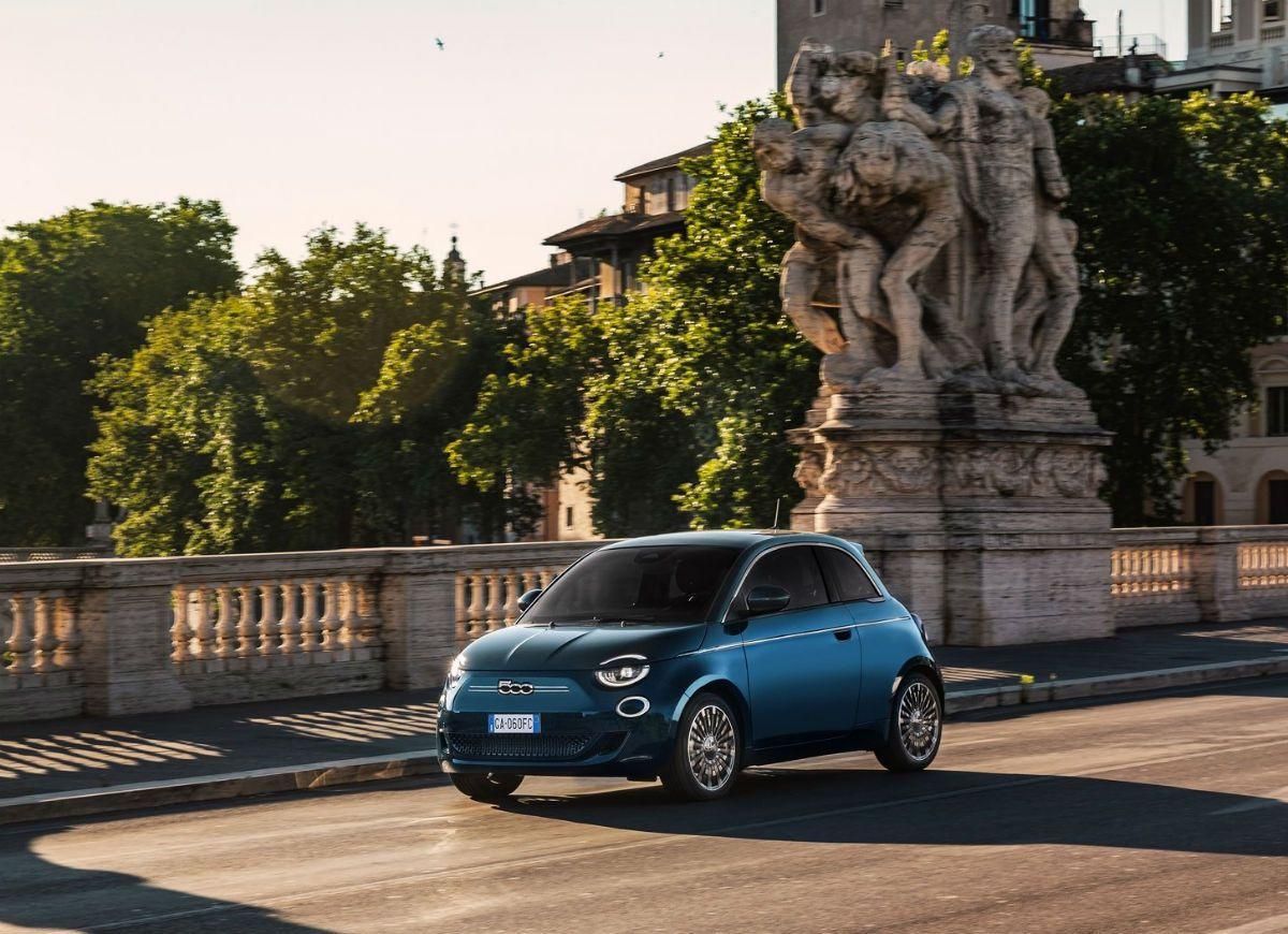 Fiat Ecudor - Fiat 500 - La Prima